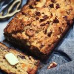 The Best Carrot Cake Banana Bread