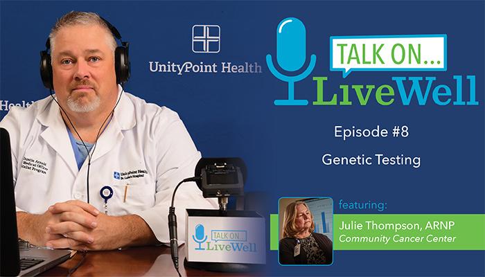 genetics podcast