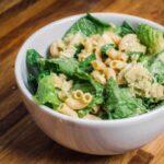 Tuna Pesto Pasta Salad